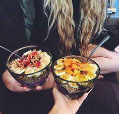 Acai bowls ❁