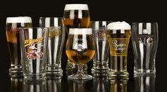 Beer Glass Group  To order or for more information or pricing please contact info@roadgearsports.com