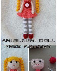 Amigurumi Free Patterns arşivleri - Page 4 of 7 - Crochet. Amigurumi Tutorial, Crochet Patterns Amigurumi, Amigurumi Doll, Crochet Toys, Free Crochet, Half Double Crochet, Single Crochet, Crochet Fish, Cut The Ropes