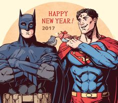 Happy New Year From Superbat