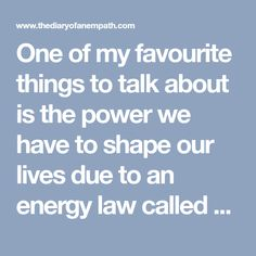 One of my favourite things to talk about is the power we have to shape our lives due to an energy law called the Law of Attraction.If you've found this blog you are most likely interested in personal growth and familiar with the law but maybe not seeing the results you expected.Manifesting is very real, and you can live a creative and intentional life,but if you're new to the practice, it takes a lot of work. Something we don't often talk about and the main reason people quit soon into…