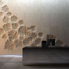 Concrete Walls Design With Worthy Sculpted Travertine Wall Design Architectural Details Decor
