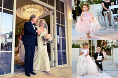 Beautiful Galia Lahav bride Jennifer from her special day