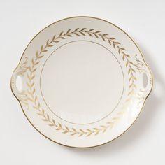 Syracuse Cake Plate