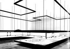 Franco Albini exhibition design, milano fiera (1961)