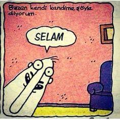Selam :)))