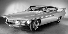 1961 Chrysler TurboFlite Turbine Concept Car
