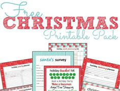 Download the FREE Christmas Printables and Holiday Savings Guide from Passion For Savings. This Free eBook and Holiday Planning Pages are available exclusively to Passion For Savings Email Subscribers. You will need Adobe Reader in order to download and open the PDF Files. This is a free program available here.