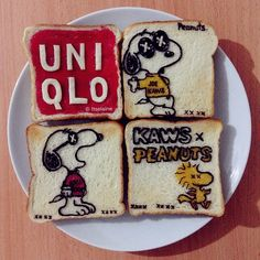 The Peanuts x Vans Collection 2017😘😘  Follow my ig @itselaine_wai for more food art.🙋🏿🙋🏿  #Itselaine#EW#MissAhWai#foodart#toastart#toasttime#toastlover#toastsforall#Peanuts#snoopy#woodstock#comicstrip#mysnoopystyle#snoopylover#sglife#goodlife