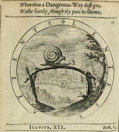 George Wither's Emblem Book (1635)      http://publicdomainreview.org/collections/george-withers-emblem-book-1635/