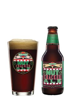 Boulevard Brewing Company » Nutcracker Ale - A really great seasonal! Hoppier than you'd expect from a Winter Specialty Beer.