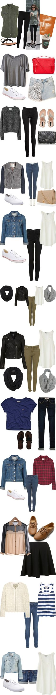 """Eleanor Calder Inspired"" by samanthachamberlain ❤ liked on Polyvore BEST CLOTHES SCHEME EVER!!"