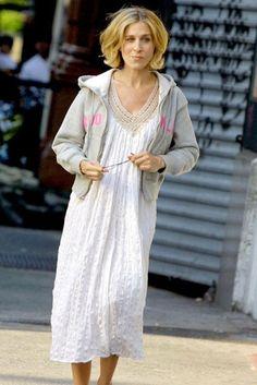 Carrie Bradshaw/Sarah Jessica Parker pics   Marie Claire