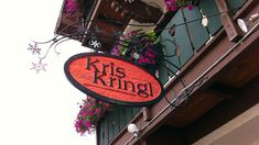 This is such a wonderful shop in Leavenworth, Washington ... a fun little Christmas city nestled in the mountains.