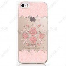 Ruusu Suojakuori iPhone 5S