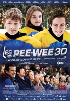Les Pee-Wee 3D: L'hiver qui a changé ma vie 2012