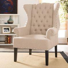 Katherine Wingback Chair