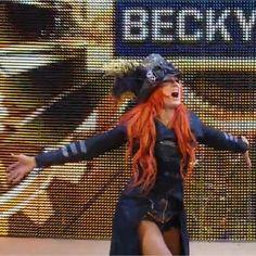 The question is will WWE actually let Becky Lynch win?  #wwe #wrestling #irish #moneyInTheBank #girlpower #Lasskicker #GAAM