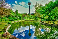 Atakule (tower) Ankara, Turkey