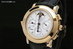 Watches By SJX: Up Close with the IWC Il Destriero Scafusia Grand ...