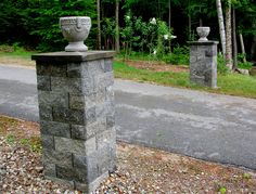 stone walls landscaping | ... landscape projects commercial landscaping projects custom stone walls