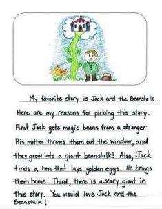 third grade persuasive writing examples