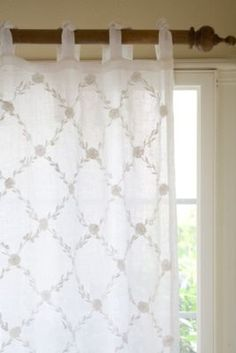 Vintage Inspired Looks: Window Treatments, Bay Window Curtains & Panels - Soft Surroundings