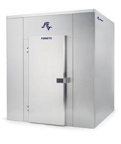 Câmara de refrigeração / Cold chamber / Cámara de refrigeración / Chambre froide Lockers, Locker Storage, Bakery, Cabinet, Furniture, Home Decor, Pizza Restaurant, Resep Pastry, Ideas
