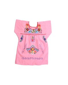 Merida Tunic in Pink - 11 Main