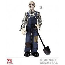 Zombie Undertaker Fiesta Decoración Para Halloween Muertos Vivientes