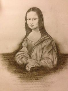 La Gioconda de Carmen Malco Madonna, Mona Lisa, Funny, Artwork, Work Of Art, Auguste Rodin Artwork, Funny Parenting, Artworks, Hilarious