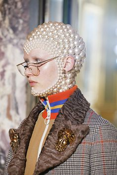 Gucci - Cruise collection 2018