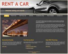 Template wordpress de voiture Template Site, Templates, Wordpress Template, Car Brands, The Good Place, Good Things, Automobile, Stencils, Vorlage