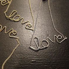 Is LOVE in the air??  If you need them perfect Valentine's Day accessory- I have it for you! The LOVE necklace is a short & simple piece for any stylish #AvaGraceGal like YOU! Available in Silver or Gold tone.  Only $15 shipped to you in the US.  Comment below or email me at jess@avagracefashions.com let me know how many and what color to send! Only 2 gold and 3 silver left so don't miss out!!!