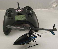 RTF 2.4G 4CH 4 Channel Radio Control Single Blade Helicopter Mini 6032