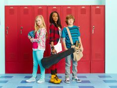 Ant Farm. Not to bad of a show. Plus, Jake Short is SOOOOO CUTE!!!❤