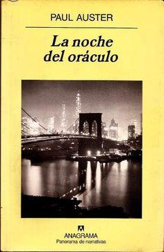 GENER 2013: La noche del oráculo / Paul Auster
