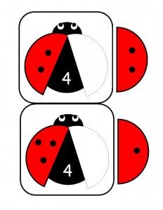 ladybugs math activities printables (1)