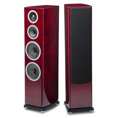 Wharfedale Reva-4 Tower Speakers Reva-Latory Musicality, Incredible Energy, Grand Openness, Luxurious Looks: Wharfedale Reva-4 Tower Loudspeakers Feature Proprietary Driver Technology, Integrated Desi