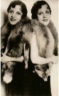 Daisy & Violet Hilton~conjoined twins born 1908.