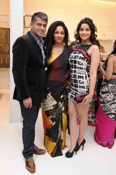 Newest Fashion Director in Town: Masaba for Satya Paul