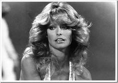 penteados cabelos anos 70 - Pesquisa Google