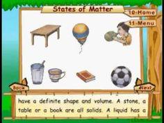 states of matter - short video from rajshri.com