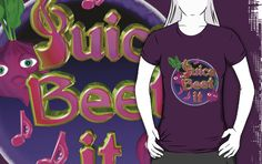 Juice beet it from valxart.com by Valxart  available on shirts,hoodies and Waterproof vinyl stickers that will last 18 months outdoors