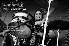 Milton Keynes, Drums, This Is Us, Profile, Gym, Band, User Profile, Sash, Percussion