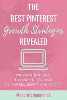 When I first learned the power of Pinterest I was hooked. I mean there is no other platform where your content lives forever. But in order to be successful on Pinterest (and turn it into a traffic driving machine) there are a few strategies that you need to implement so you can grow your followers, … Read more...