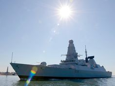 Royal Navy's most advanced destroyer welcomes Exeter visitors. The Royal Navy's Type 45 destroyer, HMS Defender, will open her gangway to visitors from her affiliated city of Exeter this weekend (October 4-6).