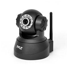 Pyle PIPCAM5 inalámbrico IP de Seguridad Sur ...