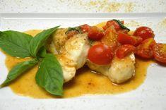 Filetti di orata con pomodori e bottarga #ricettedisardegna #sardegna #sardinia #food #recipe #cucinasarda
