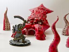 Kraken para juegos de rol y mesa -ThingsCreators